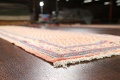 All-Over Peach Botemir Persian Runner Rug 3x14 image 6