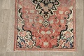 Antique Floral Mahal Persian Area Rug 3x6 image 5