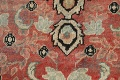 Antique Floral Mahal Persian Area Rug 3x6 image 9