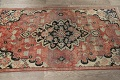 Antique Floral Mahal Persian Area Rug 3x6 image 17