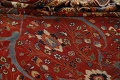Pre-1900 Antique Sultanabad Vegetable Dye Persian Rug 11x14 image 18
