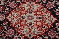 Floral Kashmar Persian Red Area Rug 10x13 image 12