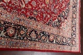 Floral Kashmar Persian Red Area Rug 10x13 image 18