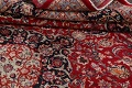 Floral Kashmar Persian Red Area Rug 10x13 image 21