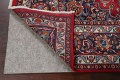 Vintage Floral Mashad Persian Red Area Rug 8x11 image 7