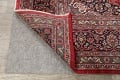 Vintage Floral Mashad Persian Red Area Rug 9x13 image 7
