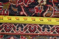 Vintage Floral Mashad Persian Red Area Rug 9x13 image 26