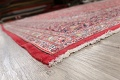Vintage Floral Mashad Persian Red Area Rug 9x13 image 6