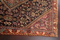 100% Vegetable Dye Antique Sultanabad Persian Area Rug 4x6 image 14