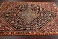 100% Vegetable Dye Antique Sultanabad Persian Area Rug 4x6 image 15