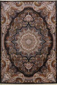 Geometric Tabriz Turkish Area Rug 8x12