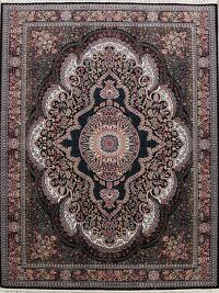 Floral Tabriz Turkish Area Rug 8x11