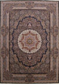 Floral Tabriz Turkish Area Rug 8x12