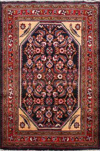 Geometric Lilian Persian Area Rug 4x5
