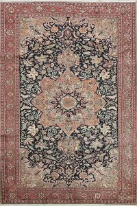 Floral Sivas Turkish Oriental Area Rug 6x9