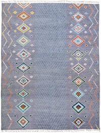 Southwest Moroccan Area Rug 10x15 Large