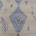 Tribal South-Western Moroccan Area Rug 8x10 image 4