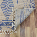 Tribal South-Western Moroccan Area Rug 8x10 image 7
