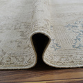 Antique Muted Kerman Distressed Persian Area Rug 9x12 image 8