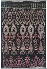 Charcoal Tribal Moroccan Area Rug 12x15 Large