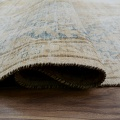 Distressed Antique Kerman Persian Muted Area Rug 10x13 image 8