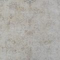 Antique Floral Tabriz Distressed  Persian Muted Area Rug 6x9 image 4