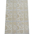 Floral All-Over Oushak Turkish Area Rug 3x4 image 2