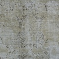 Antique Tabriz Persian Distressed Area Rug 9x12 image 4