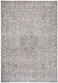 Antique Floral Tabriz Persian Area Rug 10x12