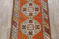 Geometric Anatolian Turkish Runner Rug 3x9 image 4