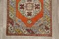 Geometric Anatolian Turkish Runner Rug 3x9 image 8