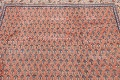 Vintage All-Over Boteh Botemir Persian Area Rug 4x7 image 15