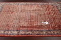Vintage All-Over Boteh Botemir Persian Area Rug 4x7 image 14