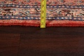 Vintage All-Over Boteh Botemir Persian Area Rug 4x7 image 22