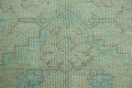 Antique 100% Vegetable Dye Sultanabad Persian Area Rug 8x9 image 10