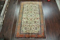 Antique All-Over Floral Tabriz Persian Area Rug 7x11 image 2
