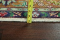 Antique All-Over Floral Tabriz Persian Area Rug 7x11 image 19