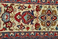 Vintage Floral Red Najafabad Persian Area Rug 8x12 image 11