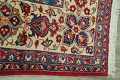 Vintage Floral Red Najafabad Persian Area Rug 8x12 image 15