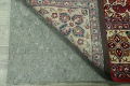 Vintage Floral Red Najafabad Persian Area Rug 8x12 image 7