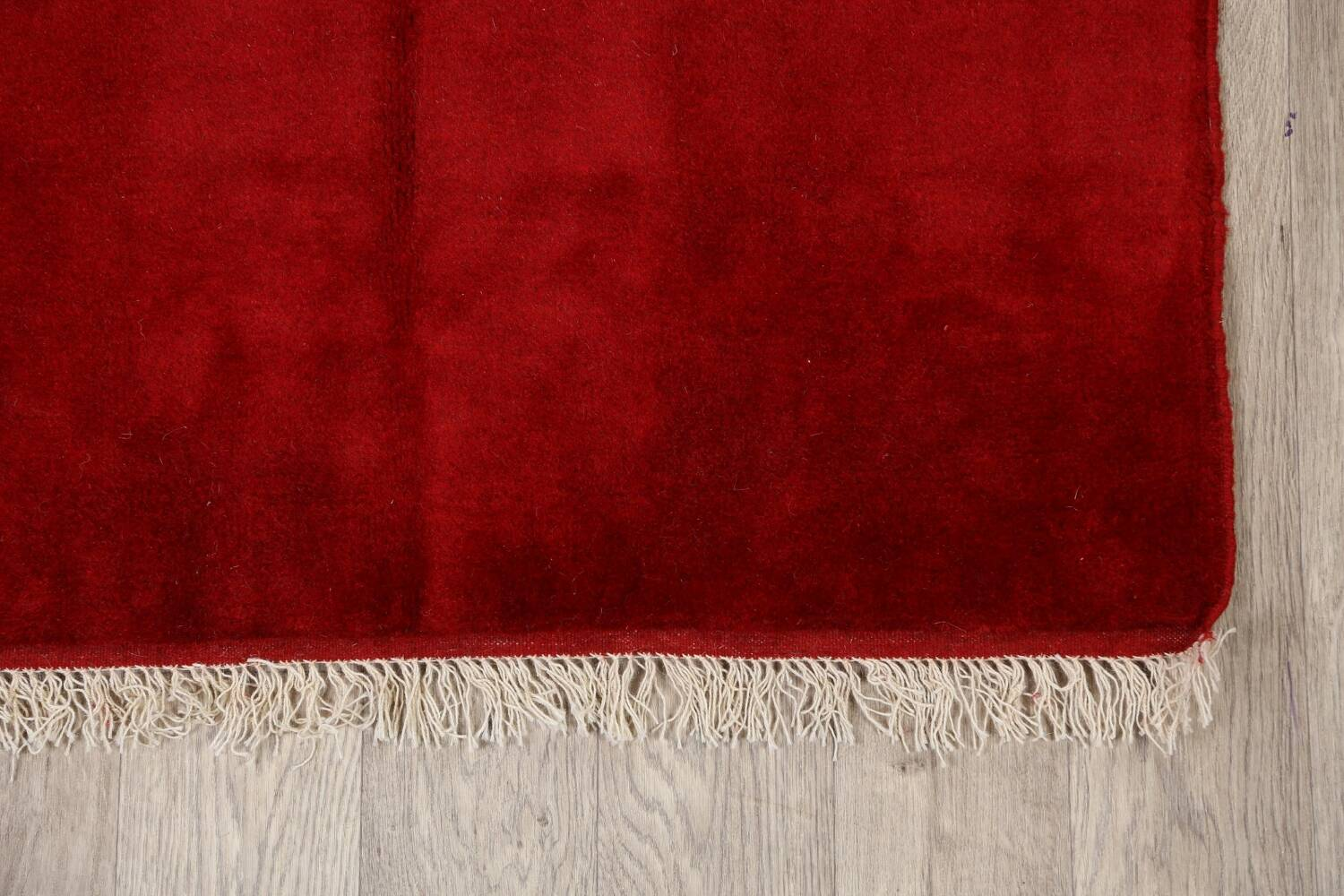 Modern Red Gabbeh Shiraz Persian Area Rug 3x5 image 5