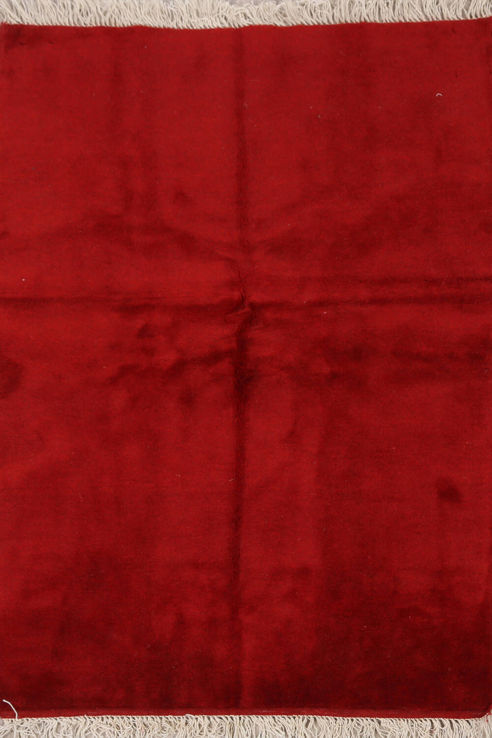Modern Red Gabbeh Shiraz Persian Area Rug 3x5 image 1