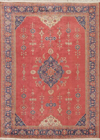 Vintage Floral Sparta Turkish Area Rug 9x11