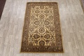 All-Over Floral Agra Oriental Area Rug 6x9 image 2