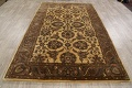 All-Over Floral Agra Oriental Area Rug 6x9 image 14