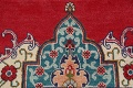 Floral Red Tabriz Persian Area Rug 10x13 image 10