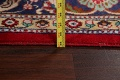 Floral Red Tabriz Persian Area Rug 10x13 image 22