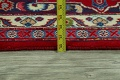 Floral Red Mashad Persian Area Rug 10x13 image 20