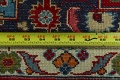 Floral Red Mashad Persian Area Rug 10x13 image 21