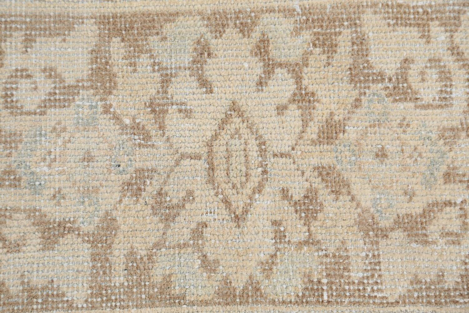 Antique Floral Mahal Persian Area Rug 9x12 image 9